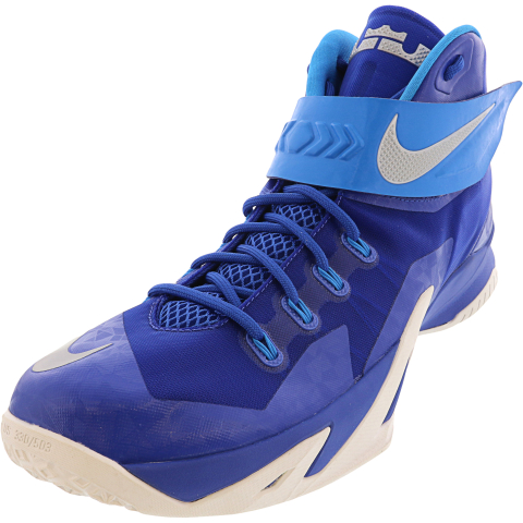 Nike Zoom Soldier Viii Tb Mid-Top Mesh Basketball
