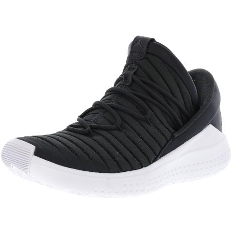 Nike Men's Jordan Flight Luxe Ankle-High Fabric Basketball Shoe