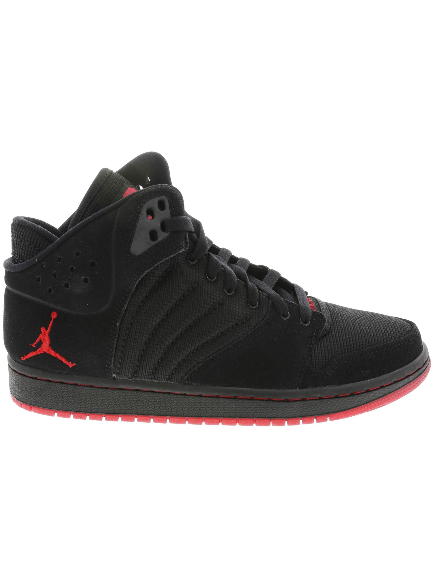 b3ca976e9050b7 Nike Men s Jordan 1 Flight 4 Premiere Mid-Top Fashion Sneaker