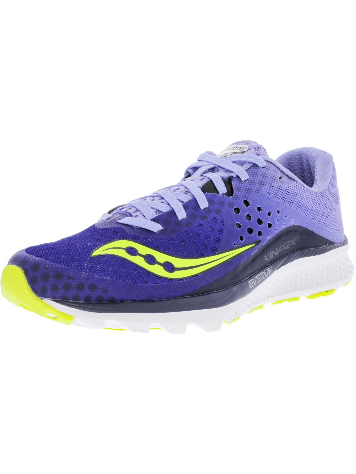 Run fast. Run effortlessly in the Kinvara 8 Saucony