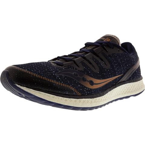 Saucony Men's Freedom Iso Ankle-High Mesh Running