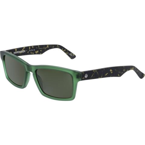 Electric Men's Hardknox EE12249301 Matte Green Rectangle Sunglasses