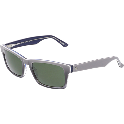 Electric Women's Mirrored Hardknox EE12253001 Grey Rectangle Sunglasses