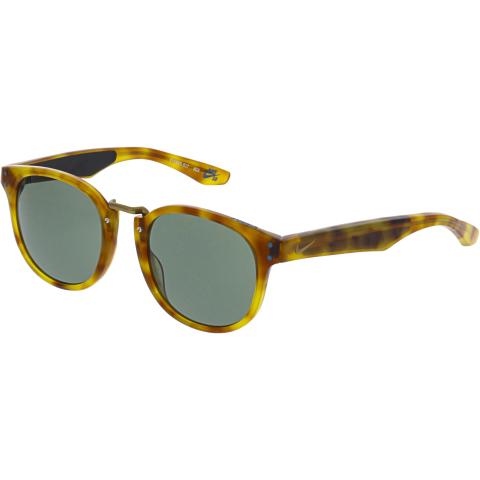Nike Women's Mirrored Achieve EV0880-827 Brown Square Sunglasses