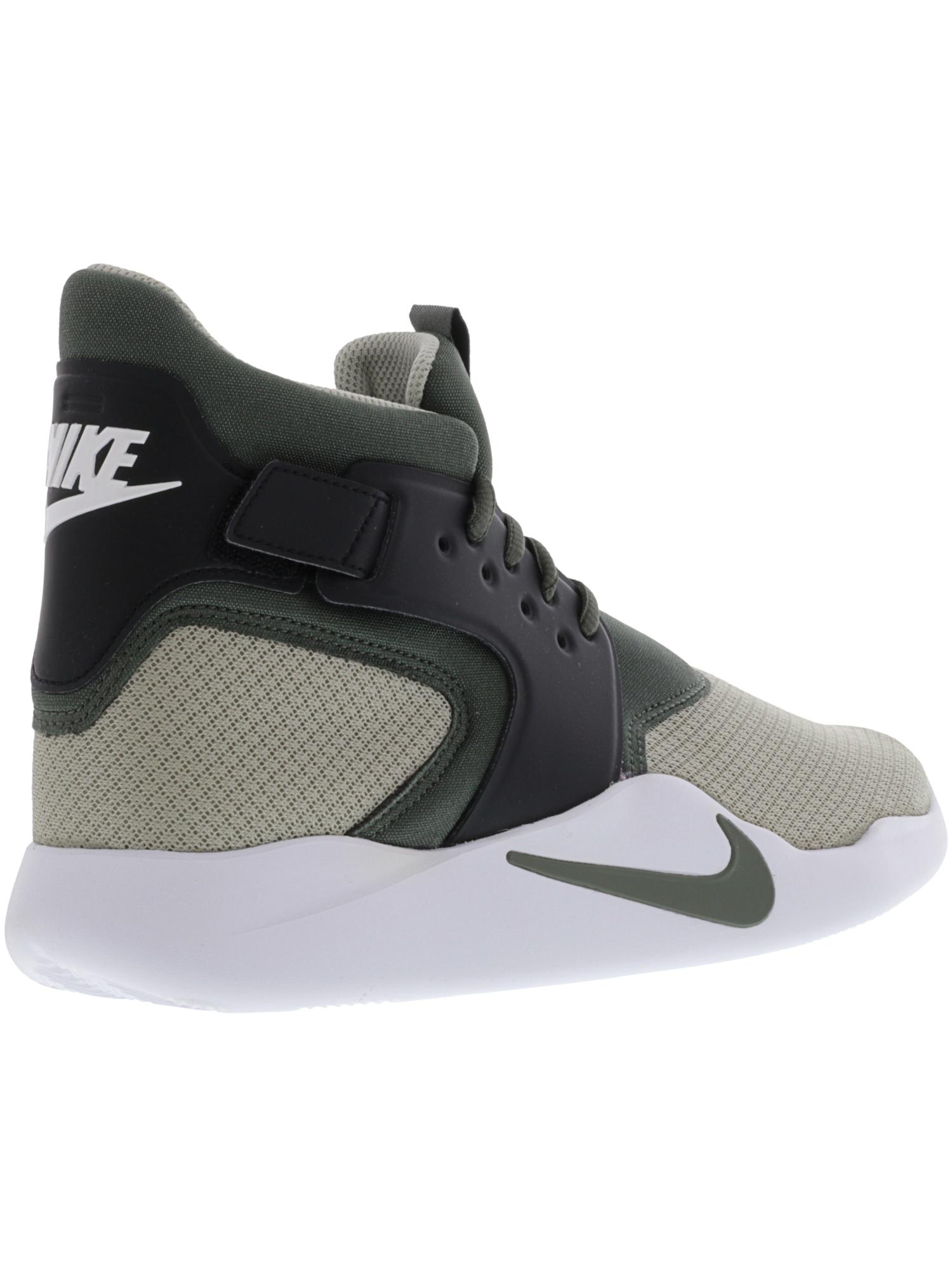 Nike di uomini incursione di Nike metà alta scarpa di basket d33e2b