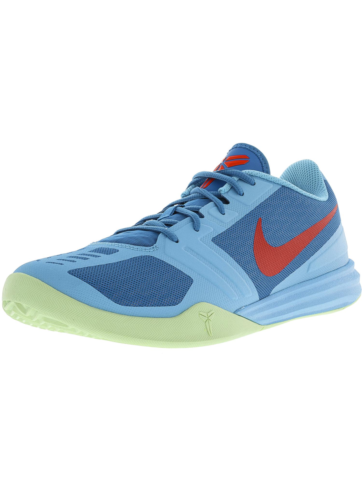 buy online 551f0 52b71 Nike Kobe Mentality Men US 11 Blue Basketball Shoe UK 10 EU 45   eBay
