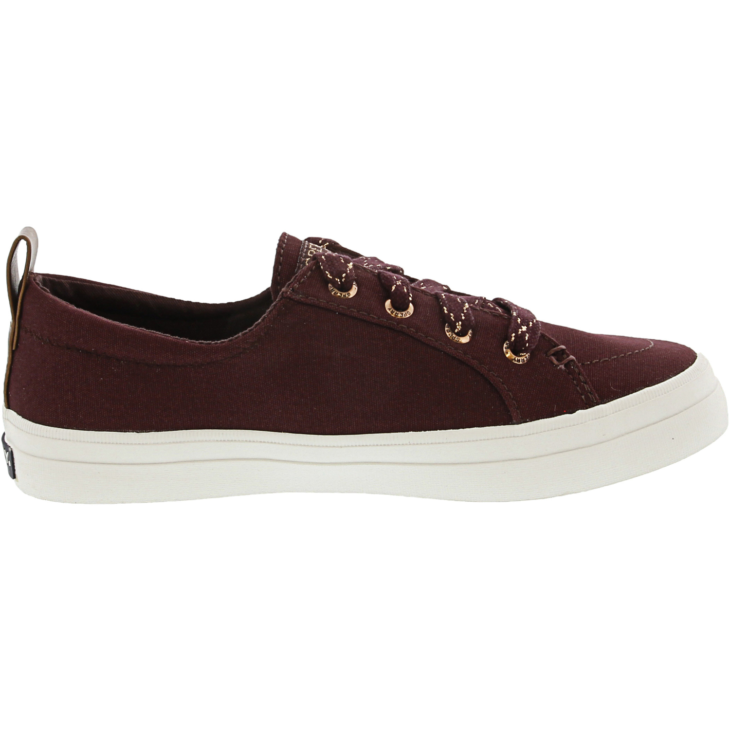 Sperry-Women-039-s-Crest-Vibe-Canvas-Ankle-High-Sneaker thumbnail 7