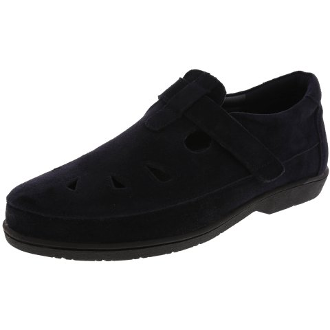 Propet Women's Ladybug Low Top Suede Slip-On Shoes