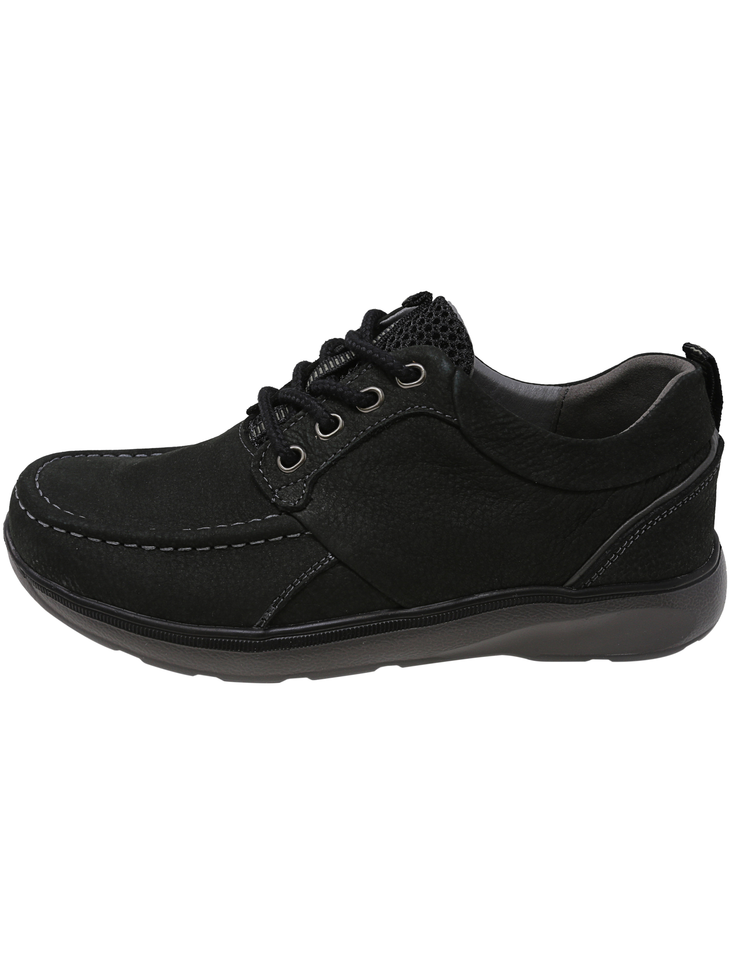 Propet Men/'s Orson Ankle-High Leather Oxford Shoe