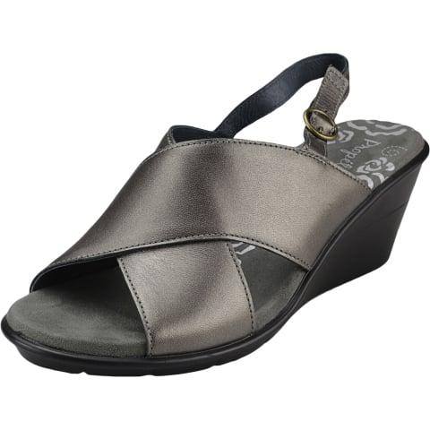 Propet Women's Luna Ankle-High Leather Slingback