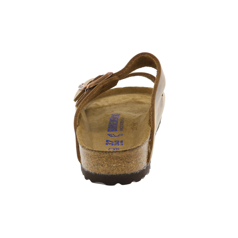 Details about Birkenstock Arizona Oiled Leather Sandal