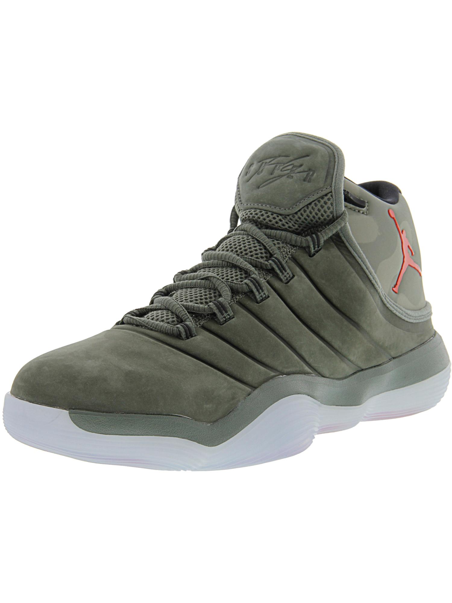 f3a64c6101a9 Nike Men s Jordan Super.Fly 2017 Ankle-High Basketball Shoe