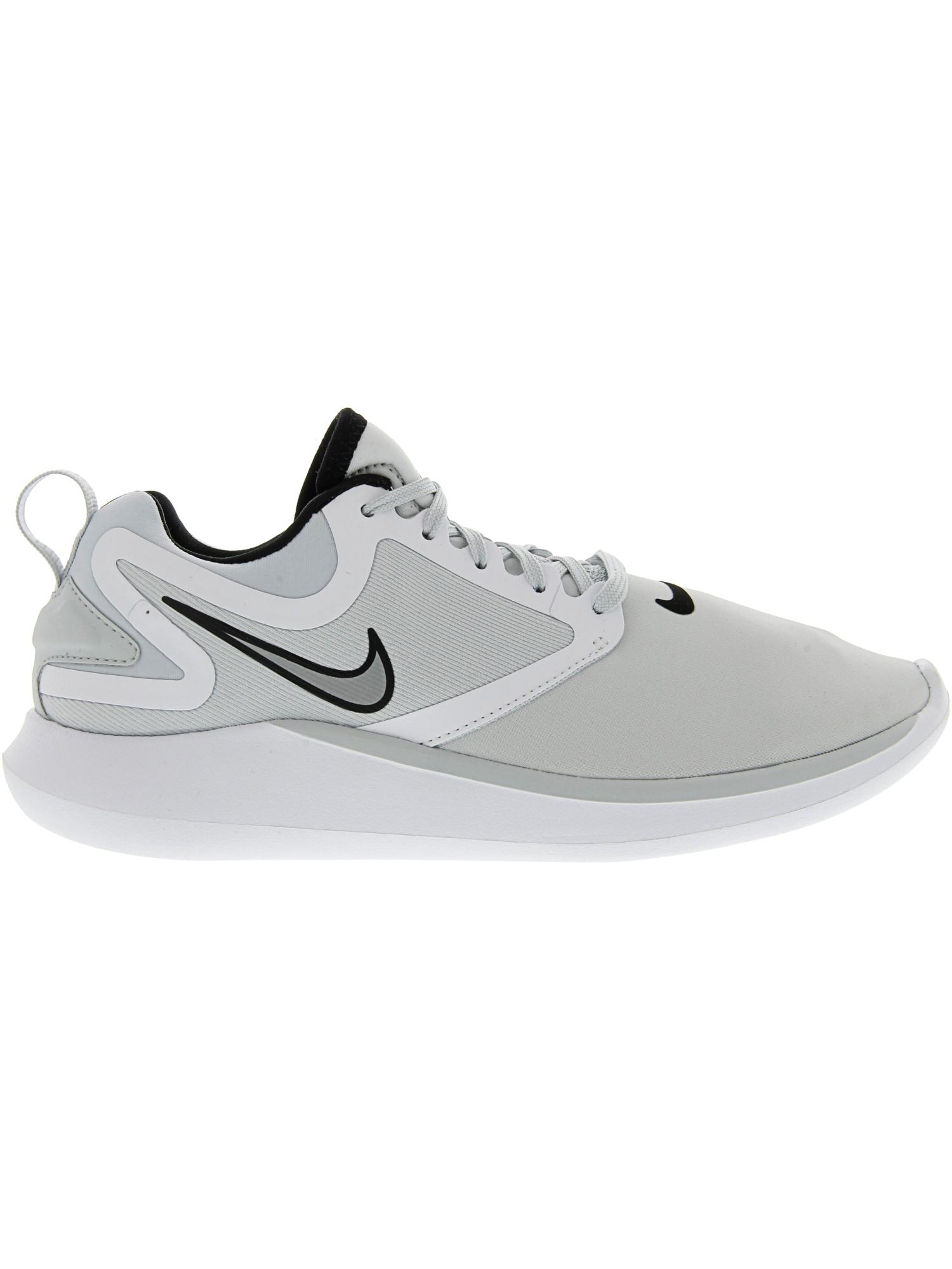 d34282d71b9 Nike Women s Lunarsolo El Ankle-High Fabric Running Shoe