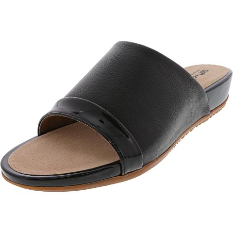Soft Walk Women's Del Mar Leather Sandal