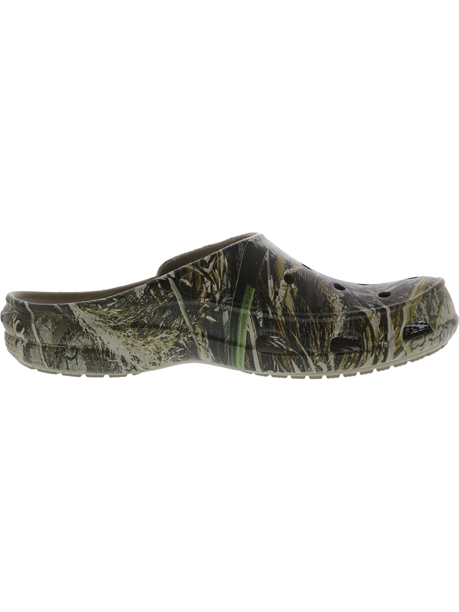 Crocs-Women-039-s-Freesail-Realtree-Max-5-Clogs thumbnail 5