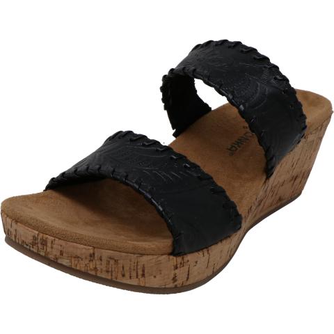 Minnetonka Women's Bertie Wedged Sandal