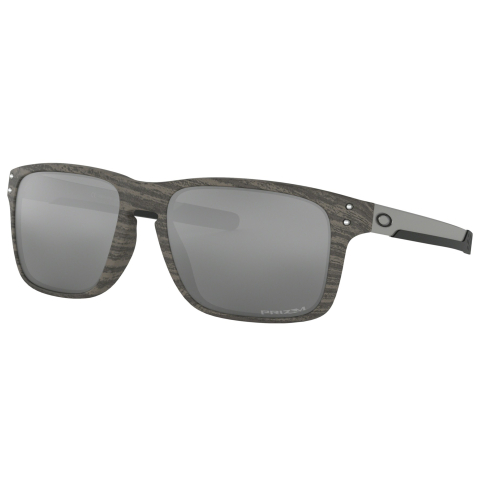 Oakley Anti-reflective Holbrook Mix 0OO9384-93840457 Brown Rectangle Sunglasses