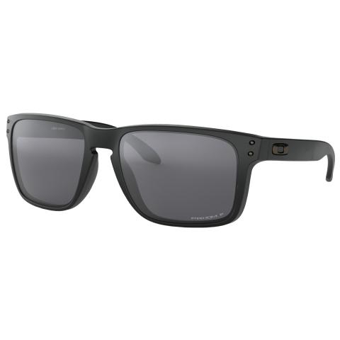 Oakley Polarized Holbrook Xl 0OO9417-94170559 Black Square Sunglasses