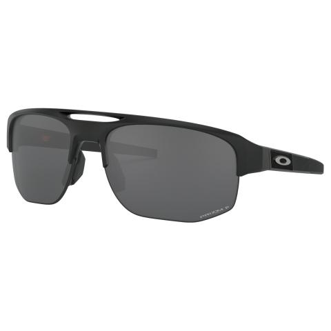 Oakley Men's Polarized Mercenary 0OO9424-94240870 Black Square Sunglasses
