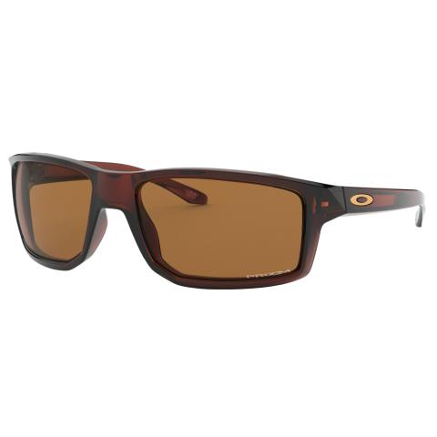 Oakley Men's Gibston 0OO9449-94490260 Brown Square Sunglasses