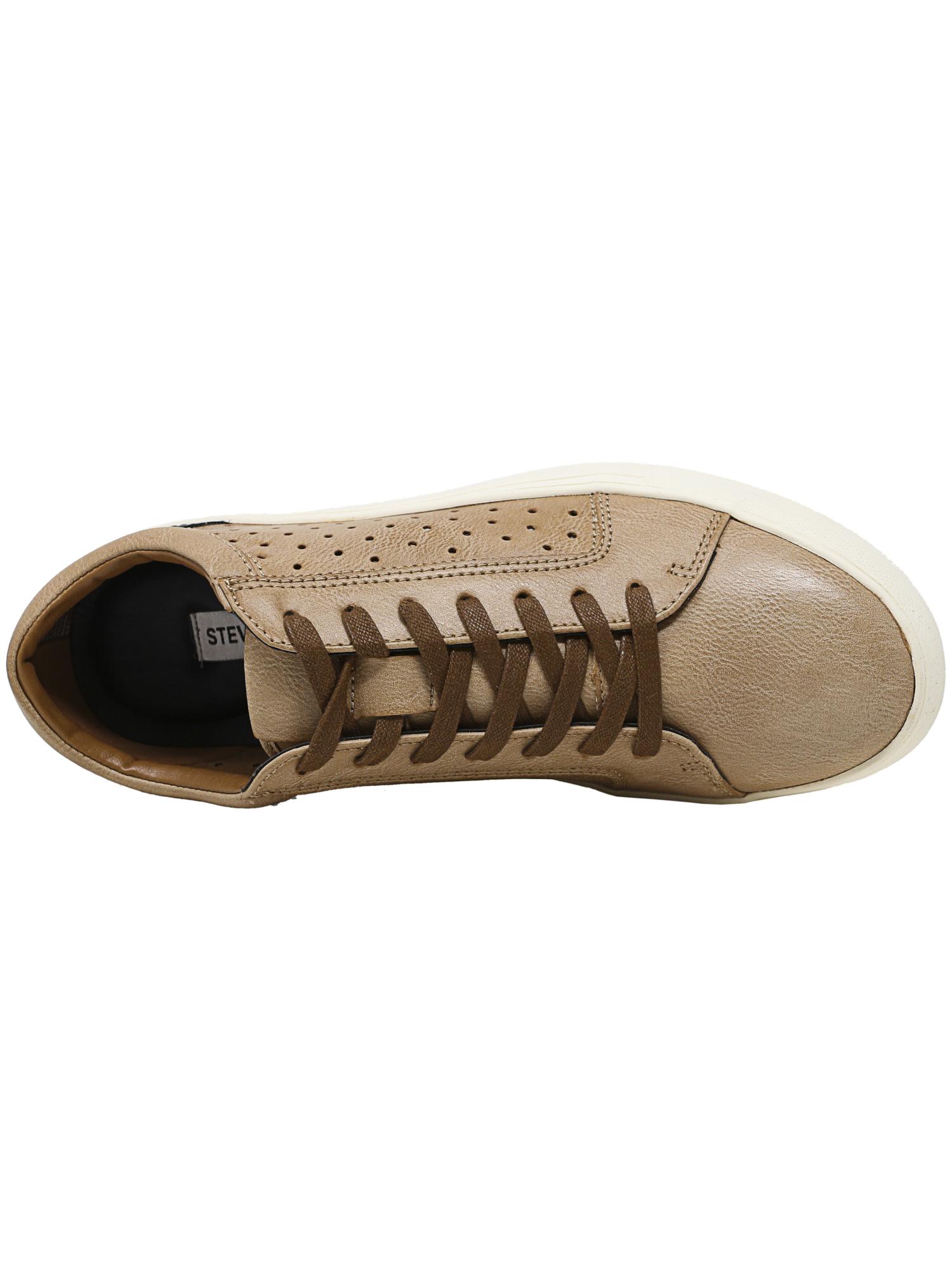 Steve Madden Men/'s Branlin Ankle-High Leather Fashion Sneaker