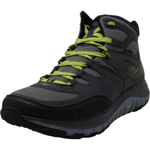 Hoka One Men's Tor Tech Mid Waterproof Mid-Top Fabric Hiking Boot