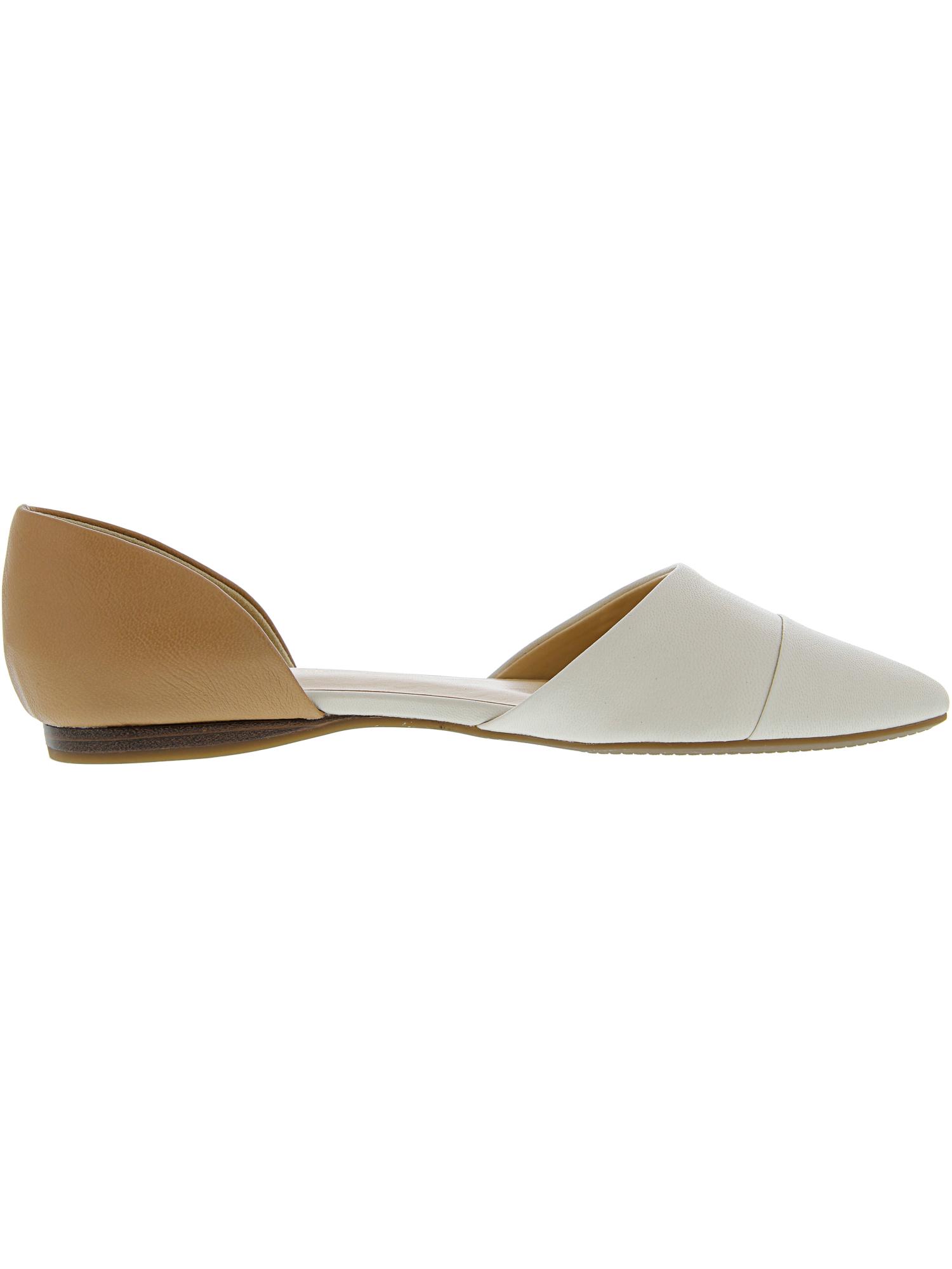 fb97644e14343 Tommy Hilfiger Women s Naree3 Leather Flat Shoe