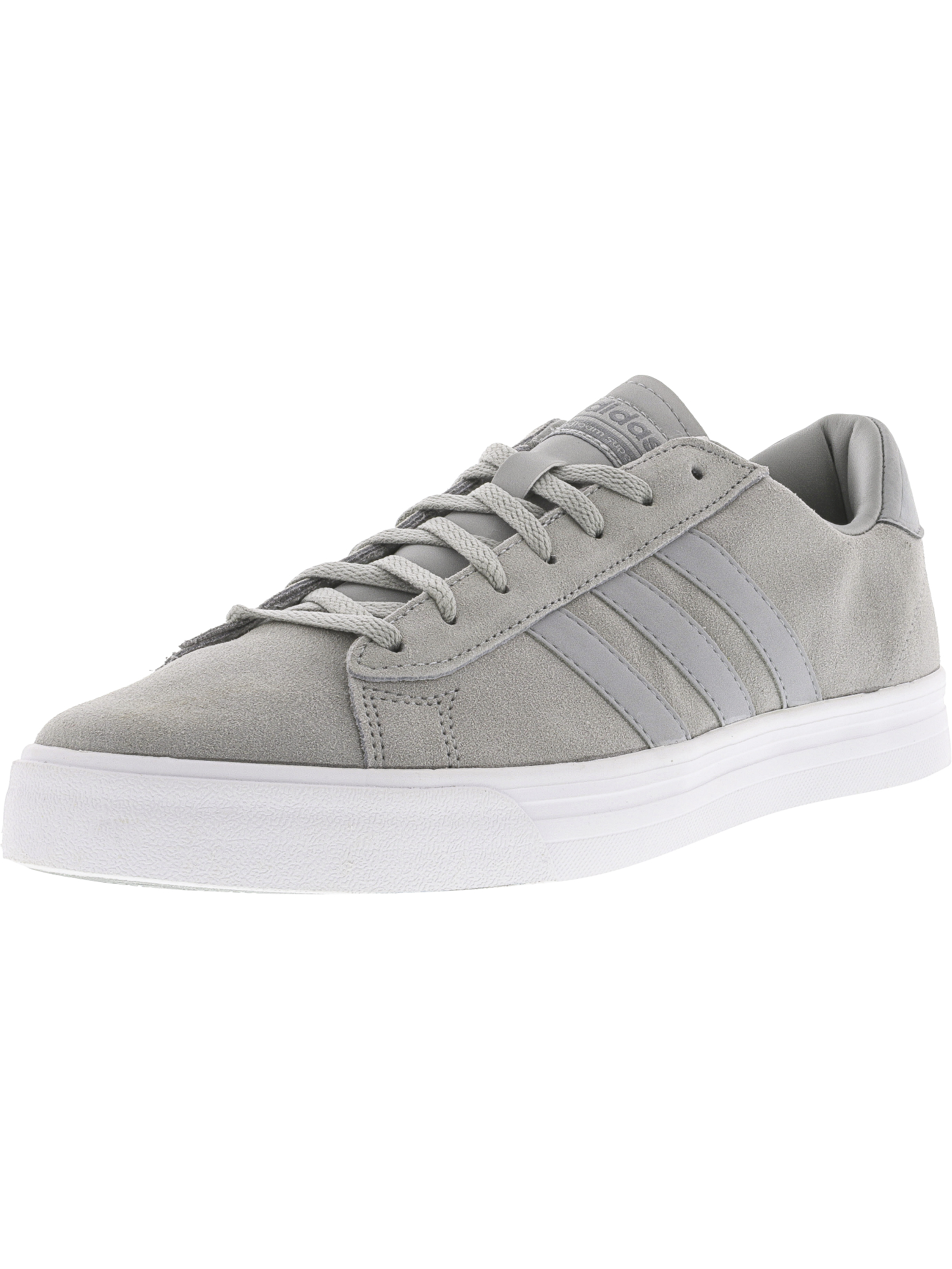 Adidas Men's Cf Super Daily Ankle-High Suede Running Shoe