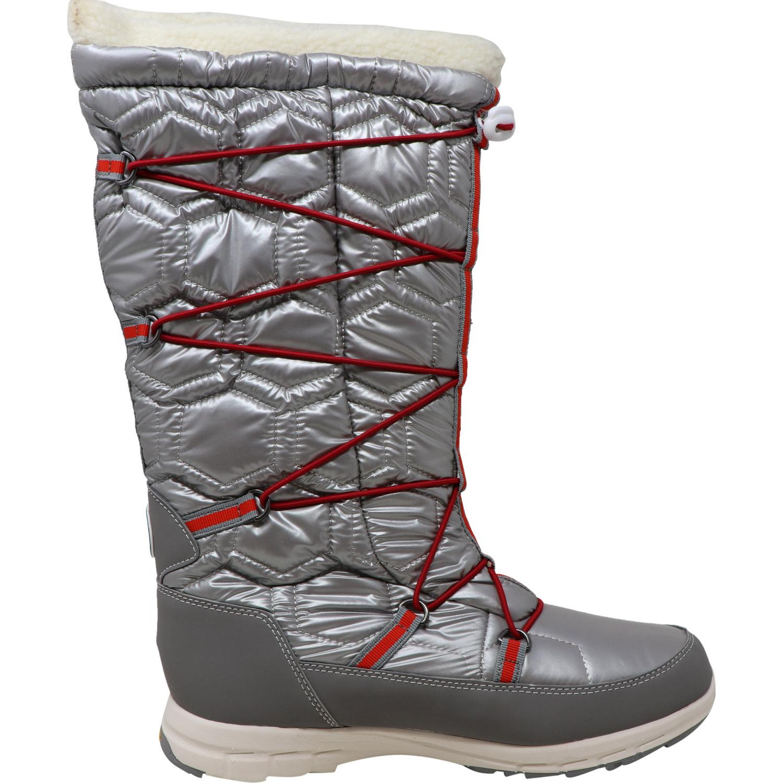 "KHOMBU /""Tyler/"" Men/'s  Waterproof Hiking Walking Boots Black//Grey"