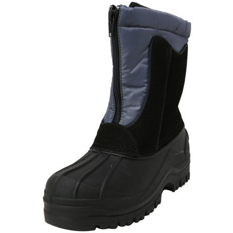 Totes Snowdrift Mid-Calf Leather Snow Boot