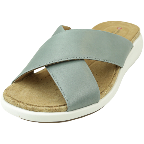 Clarks Women's Un Bali Go Leather Sandal