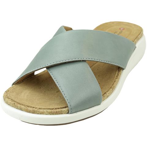 Clarks Women's Un Bali Go Leather Sandal