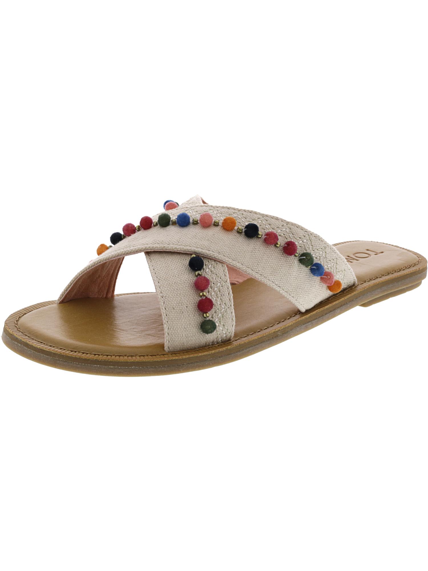 9c2692658b4 Toms-Women-039-s-Viv-Hemp-Canvas-Sandal
