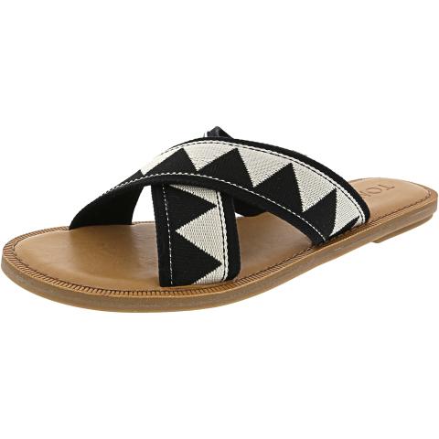 Toms Women's Viv Fabric Sandal