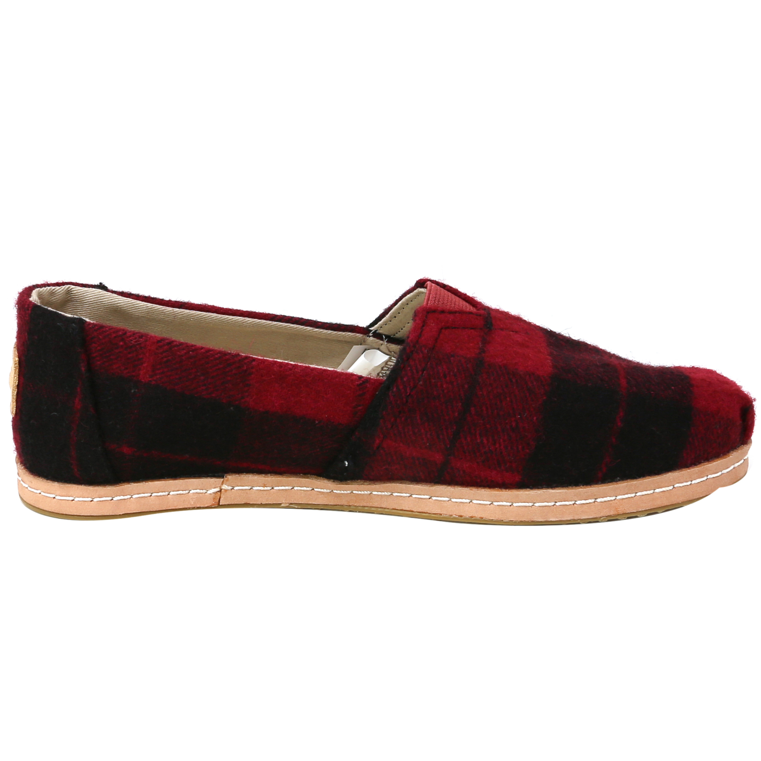 Toms-Women-039-s-Classic-Felt-On-Leather-Fabric-Slip-On-Shoes thumbnail 5