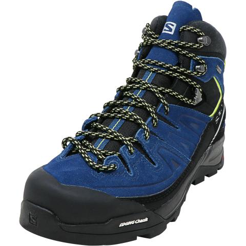 Salomon Men's X Alp Mid Ltr Gtx High-Top Leather Hiking Boot