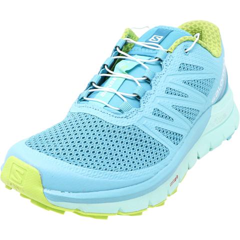 Salomon Women's Sense Pro Max Ankle-High Mesh Trail Running