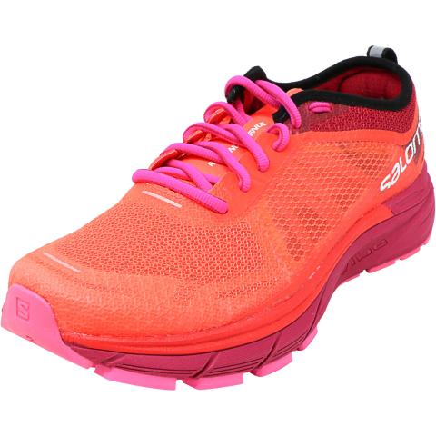 Salomon Women's Sonic Ra Max Ankle-High Mesh Road Running