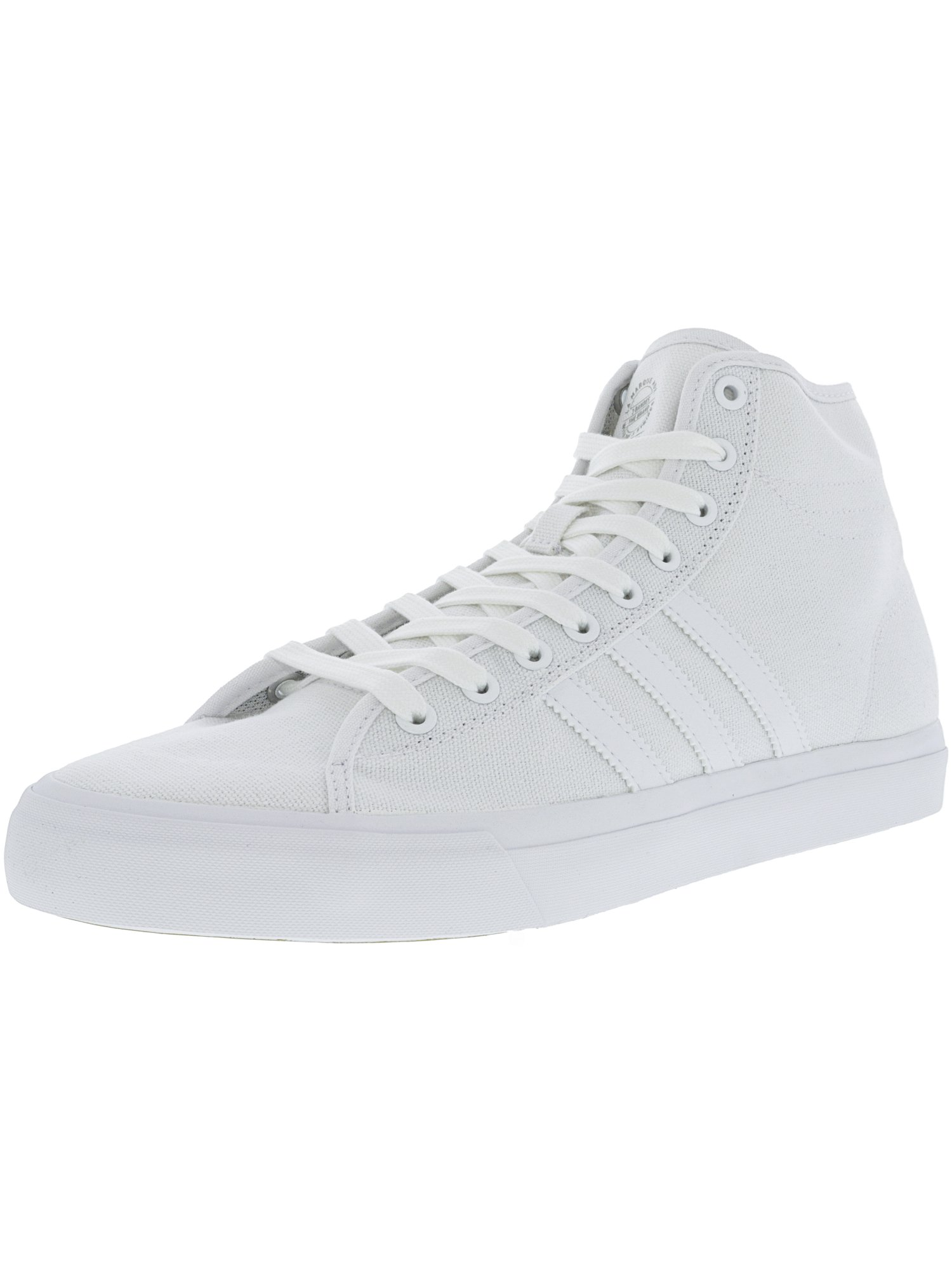 adidas Originals Mens Matchcourt High RX Shoes White white white 12 M US.  About this product. Picture 1 of 2  Picture 2 of 2 06ac9a8a7
