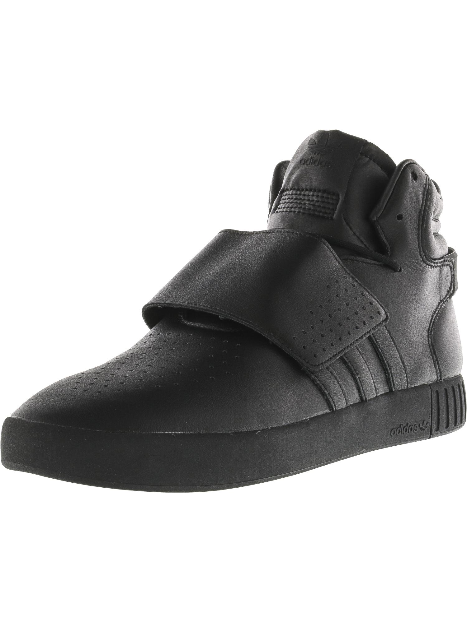 Men's adidas Originals Tubular Invader Strap Chaussures Bw0871 Noir US