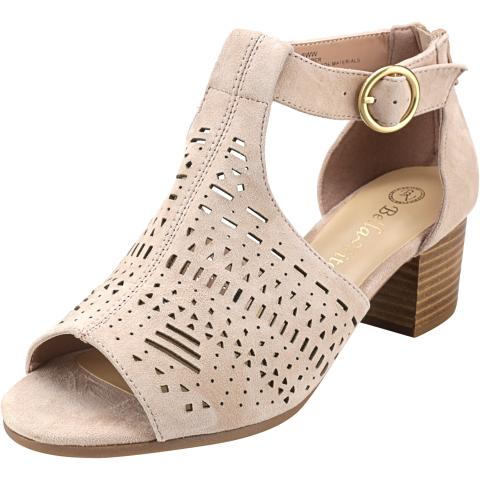 Bella Vita Women's Finn Ankle-High Leather Sandal