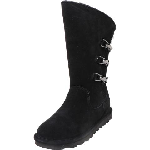 Bearpaw Women's Jenna Mid-Calf Suede Snow Boot