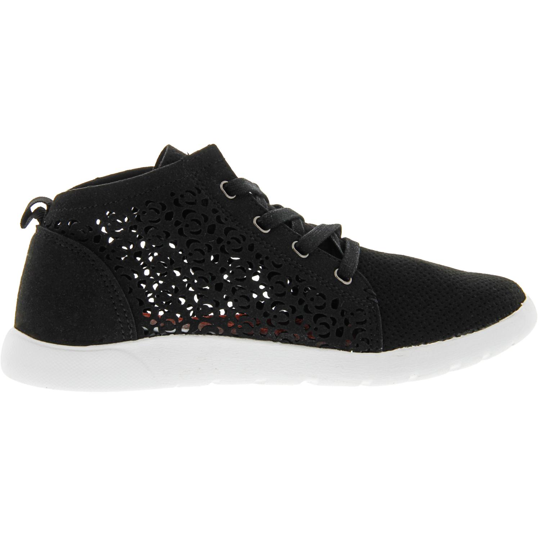 Bearpaw-Women-039-s-Savannah-Ankle-High-Suede-Sneaker thumbnail 7