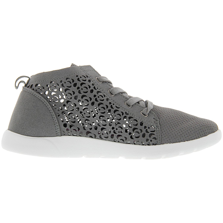 Bearpaw-Women-039-s-Savannah-Ankle-High-Suede-Sneaker thumbnail 15