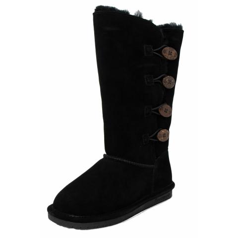 Bearpaw Women's Lori Mid-Calf Suede Snow Boot