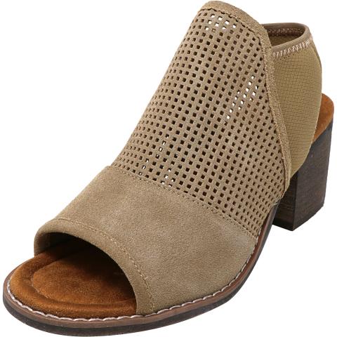 Bearpaw Women's Verona Ankle-High Suede Heel