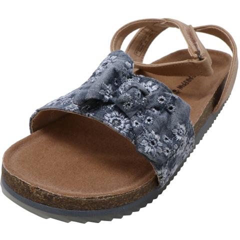 Bearpaw Genesis Ankle-High Canvas Sandal