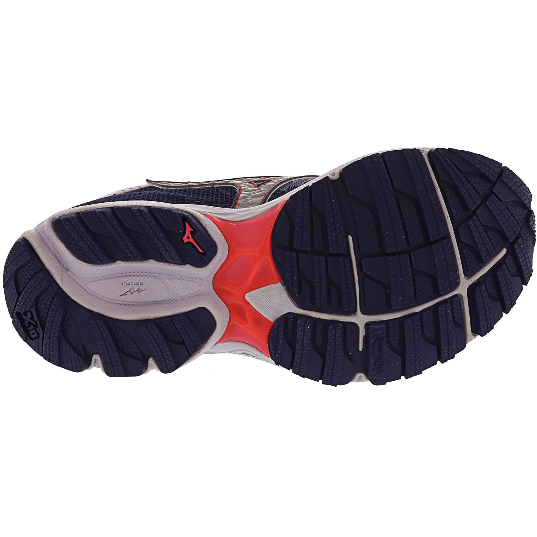Mizuno Women/'s Wave Rider 21 Gtx Ankle-High Mesh Running Shoe